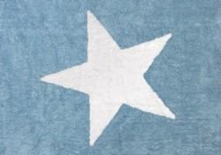 Tapis Estella Bleu ciel