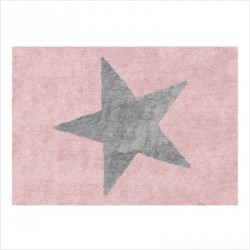 Tapis Estella Gris Rose