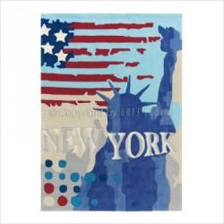 Tapis New-York
