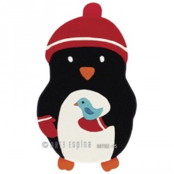 Tapis Pingouin