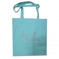 Tote bag Hello personnalisable