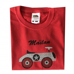 Tee shirt voiture Mailan