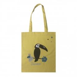 Tote bag toucan