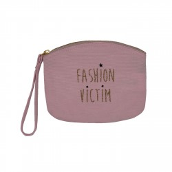 trousse fashion victim personnalisable