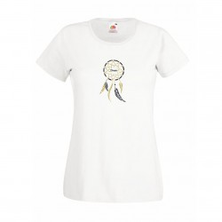 Tee-shirt ado fille attrape rêves