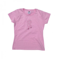Tee shirt catch dreamer rose