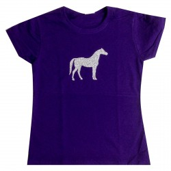 Tee-shirt cheval personnalisable