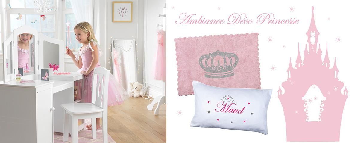 cadeaux et déco princesse