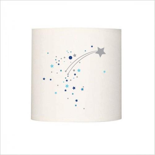 Appliques étoiles filantes