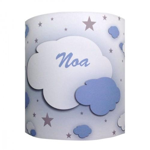 appliques lumineuses toiles appliques lumineuses nuages et doux rves - Applique Chambre Garcon