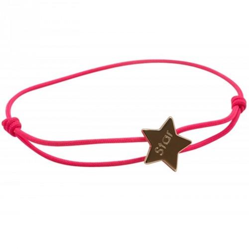 Bracelets cordon personnalisable enfants