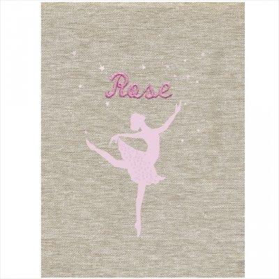 Collection protèges carnet de santé danseuse