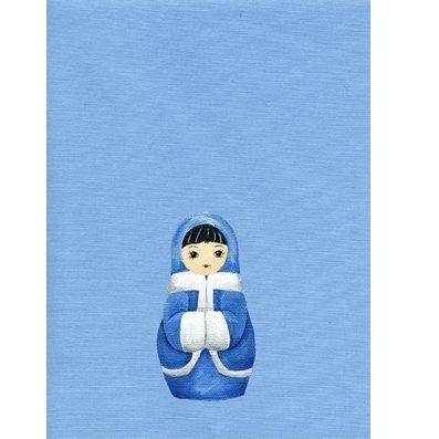 Collection protèges carnet de Santé poupée russe
