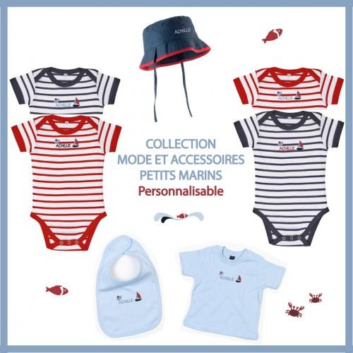 Collection vêtements et accessoires petits marins