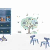 3 Inspirations de chambres de bébé sur le thème des animaux