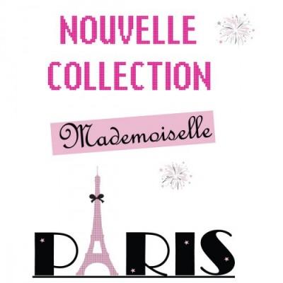 Collection Décoration Mademoiselle Paris