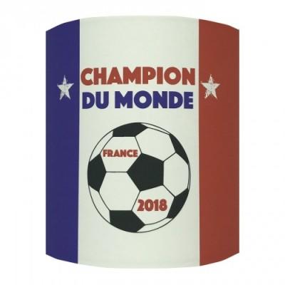 Déco foot : tous champions du monde