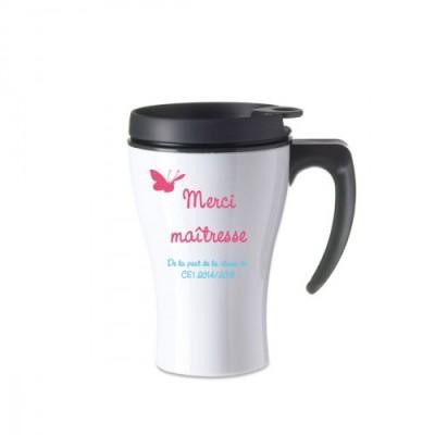 Idée cadeau maître et maitresse : un mug personnalisé