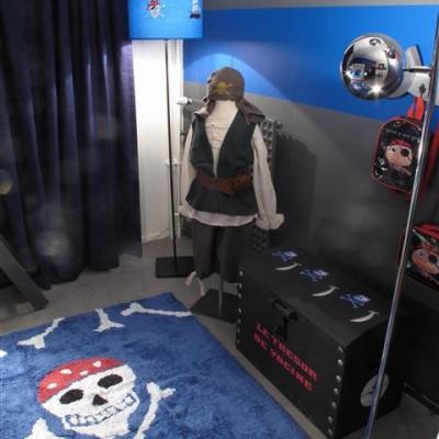 Les pirates font leur rentrée des classes