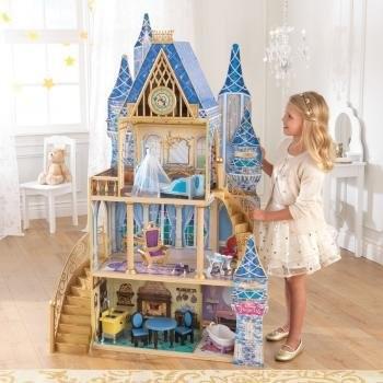 Nouveauté : on joue et on décore la chambre des princesses en bleu