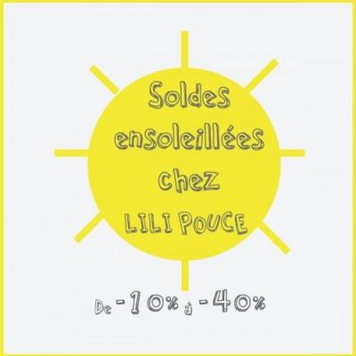 Soldes ensoleillés chez Lili Pouce : déco et cadeaux