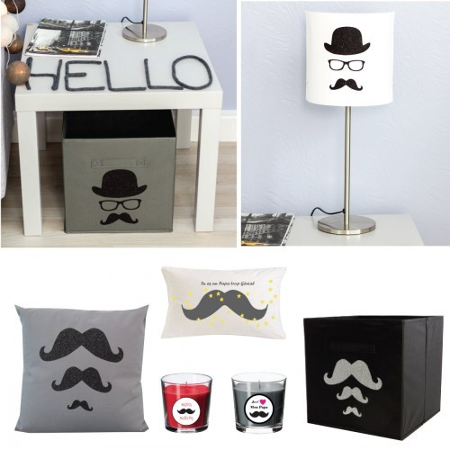 Collection Moustache