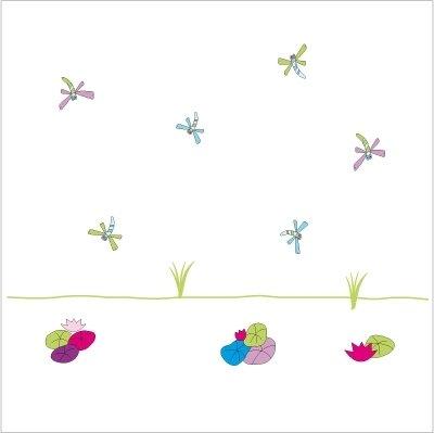 La collection libelulles