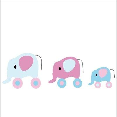 Déco éléphants