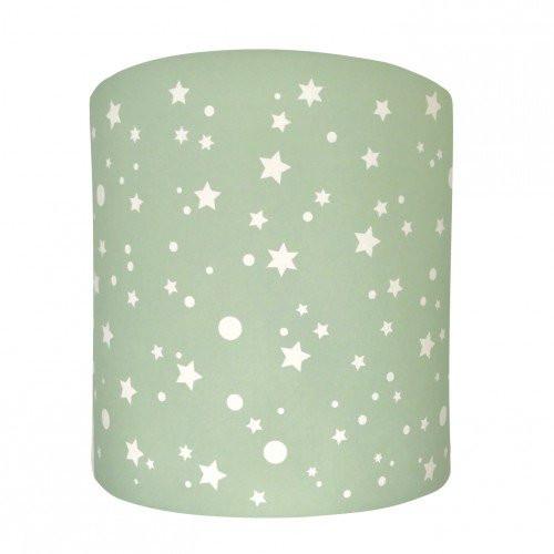 Déco étoiles verte