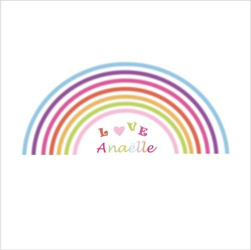 Déco bébé Rainbow
