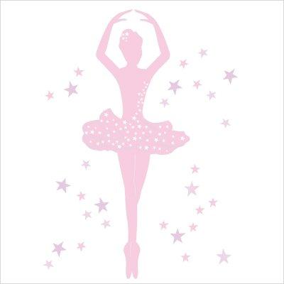 Déco danseuse étoile