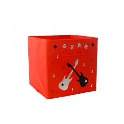 casier de rangement sissi guitares star personnalisable lili pouce boutique d co chambre. Black Bedroom Furniture Sets. Home Design Ideas