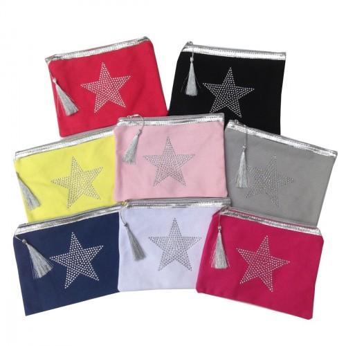 Pochettes étoile star