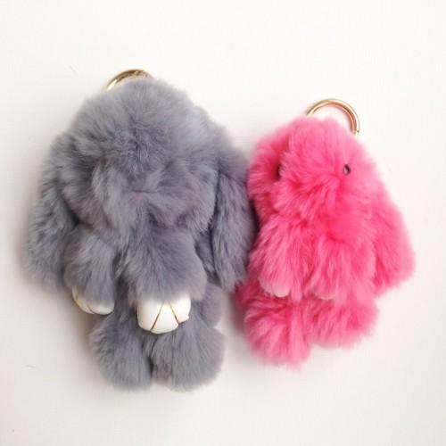 Porte-clés lapins