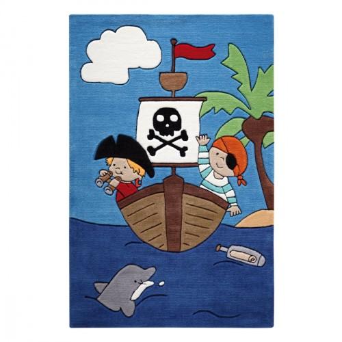 Tapis Pirates et Chevaliers