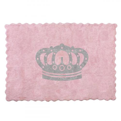 Tapis princesses en coton