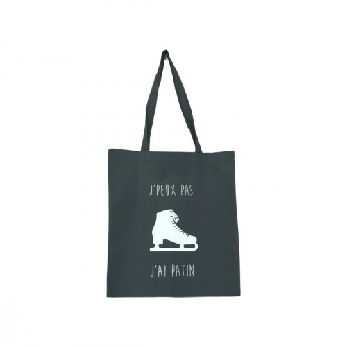 Tote bags patinage